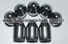 tungsten carbide button
